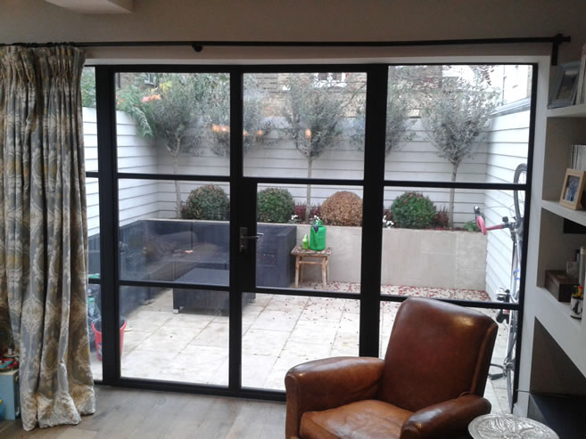 Mondrian External Doors Iq Glass