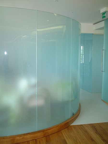 SandBlasted Glass | Decorative Glass