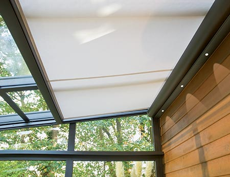 IQ Glass. Roof Shading