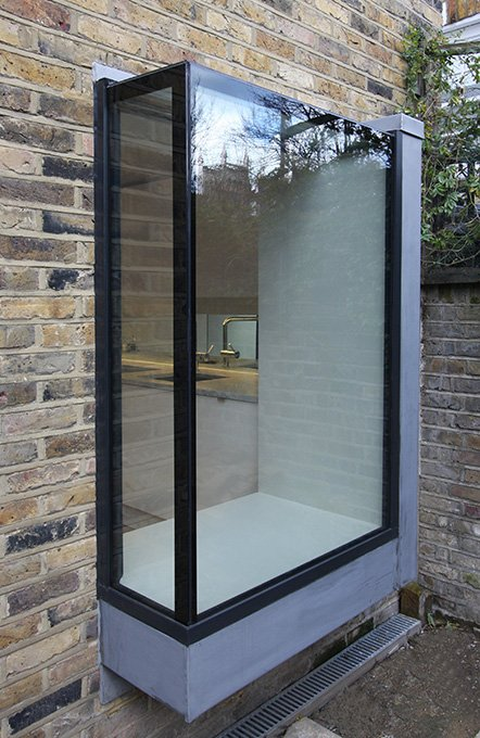 Oriel Windows Structural Glass Iq Glass Iq Glass