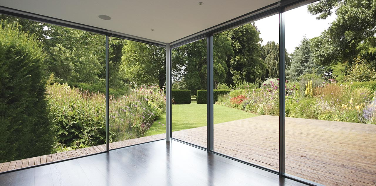 Ashley Road Contemporary Extension Iq Glass