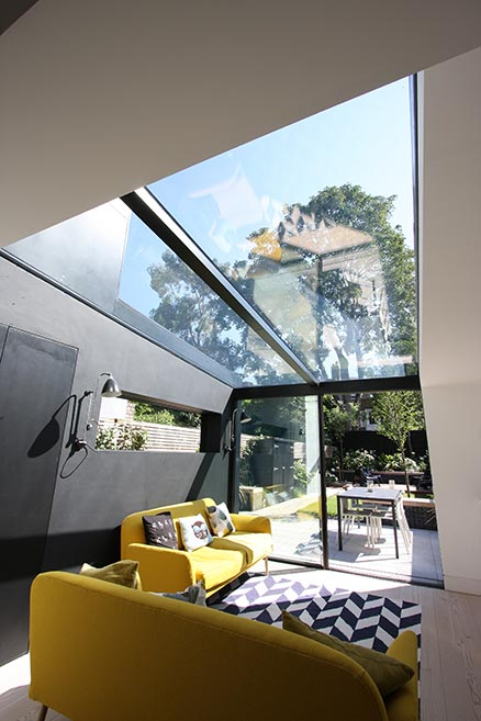 IQ Glass | Roof Glazing