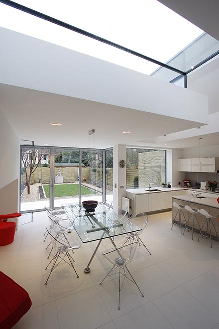 Eaves Windows Structural Glass Roofs Iq Glass