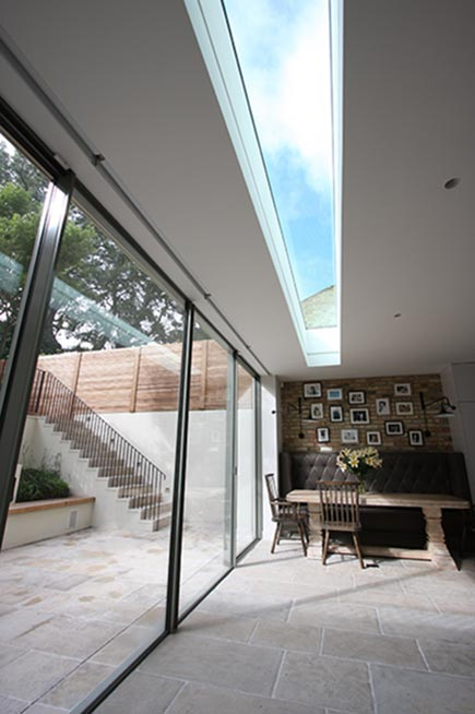 Rooflights Structural Glass Roofs Iq Glass
