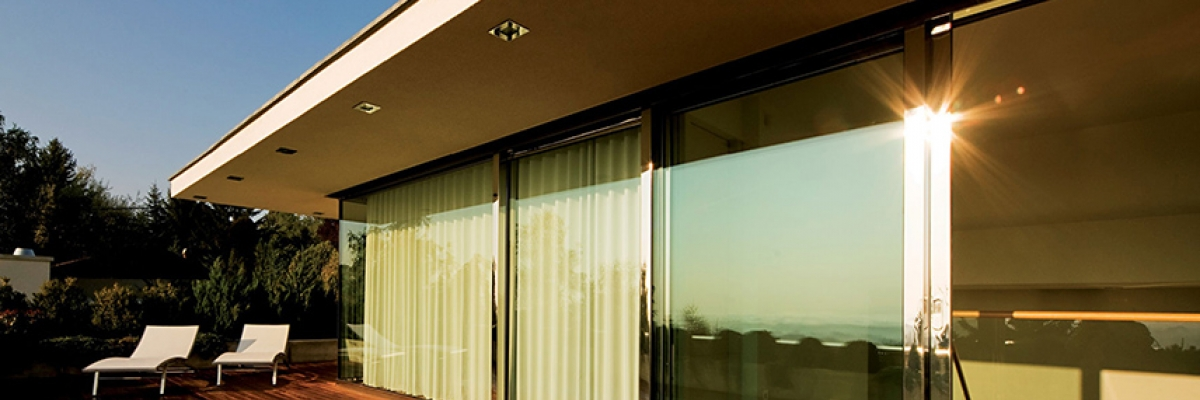 Architectural Steel Sliding Doors | Products | IQ Gl on