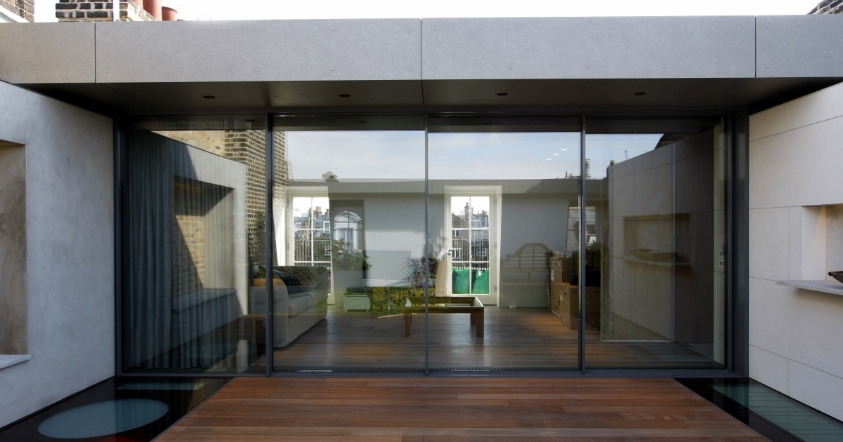 Wimpole Street Privacy Glass And Roof Glazing Projects