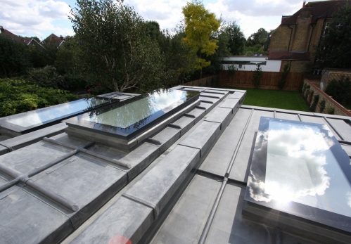 Frameless Rooflights Products Iq Glass