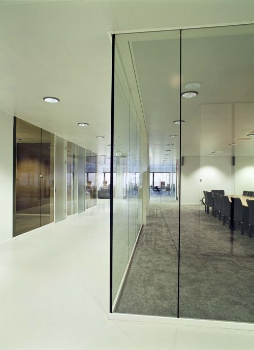 Frameless Fire Rated Walls Products Iq Glass
