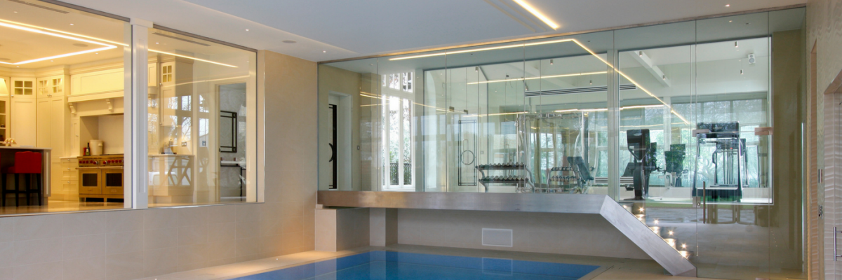 Frameless Interior System Products Iq Glass