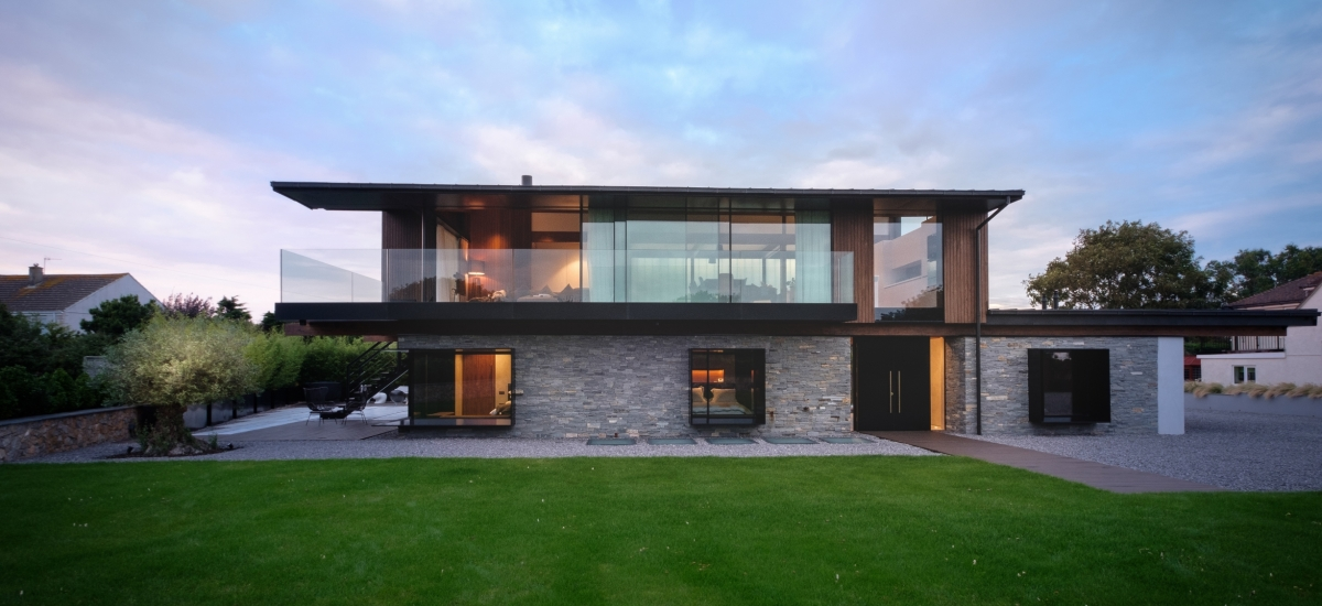 modern architectural design in wales