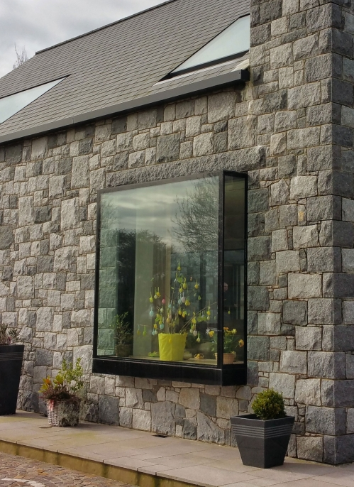 Oriel Windows Products Iq Glass