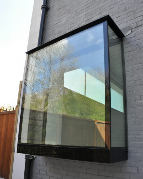 Oriel windows products iq glass - The house with protruding windows ...