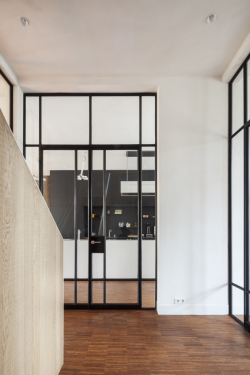 Mondrian Internal Steel Framed Doors Products Iq Glass