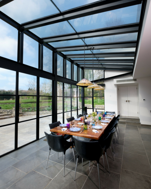 Glass Box Extension Structural Glass Products Iq Glass