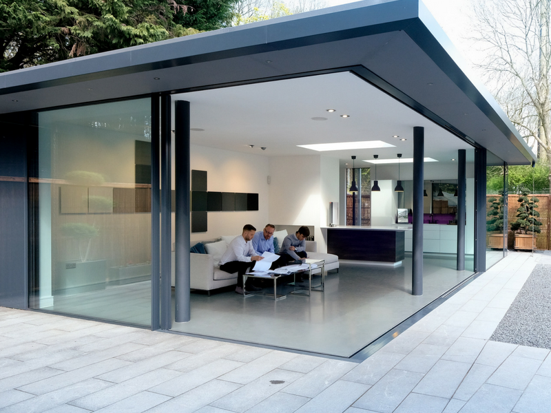 Showroom | Architectural & Structural Glass | IQ Glass