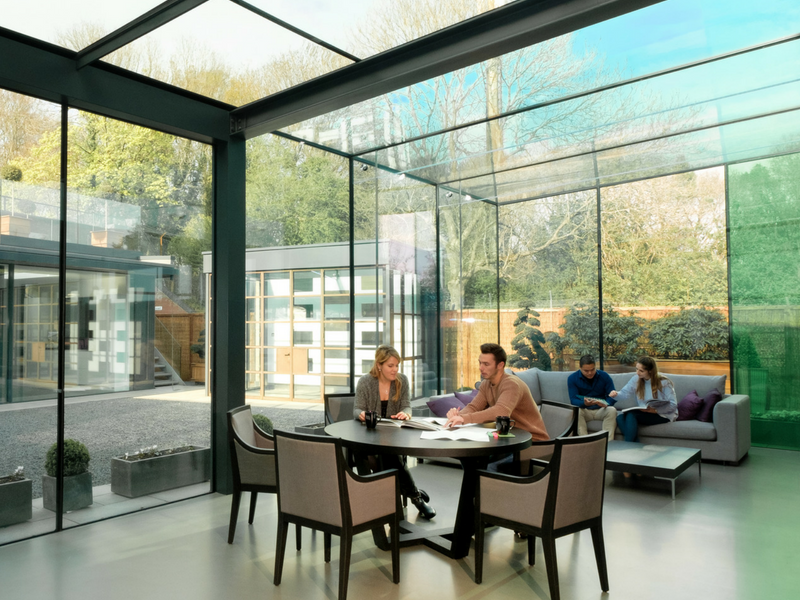 Showroom Architectural Structural Glass Iq Glass